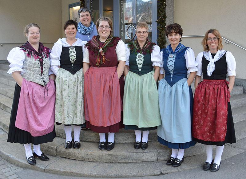 Vorstand Landfrauen